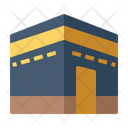 Kaaba Holy Building Icon