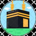 Qibla Kaaba Mecca Icon