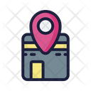 Kaaba Destination Location Icon