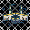 Kaaba al haram Icon