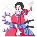 Kabuki Icon