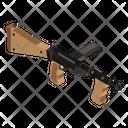 Kalashnikov Gun Kalashnikov Kalashnikov Rifle Icon