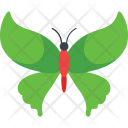 Kallima Inachus Butterfly Icon
