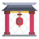Kaminarimon Gate Gate Landmark Icon