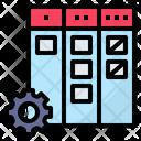 Kanban Tasklist Timetable Icon