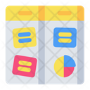 Kanban Project Agile Icon