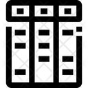 Kanban Gantt Kanban Icon