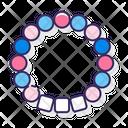 Kandi Bracelet Candy Icon
