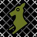 Zoo Head Animal Icon