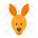 Kangaroo Mammals Animal Icon