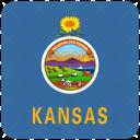 Kansas Icon