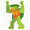 Kappa Japanese Monster Icon