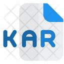 Kar File Audio File Audio Format Icon