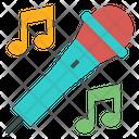 Karaoke Sing Song Icon