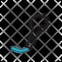 Karaoke Microphone Music Icon