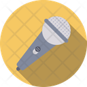 Mic Karaoke Voice Icon