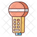 Karaoke Wireless Mic Mic Icon