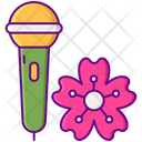Mkaraoke Karaoke Mic Icon