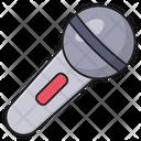 Mic Speaker Karaoke Icon