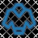 Karate Sport Fight Icon