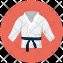 Karate Dress Uniform Icon