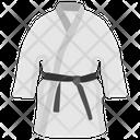 Karate Gi Uniform Icon