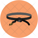 Karate belt Icon
