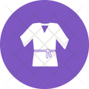 Karate Robe Icon