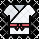 Karate Sports Equipment Icon
