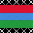 Flag Country Karelia Icon