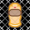 Driver Mask Color Icon
