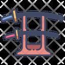 Ikatana Sword Katana Samurai Icon