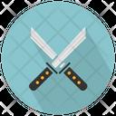 Two Katanas Icon