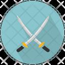 Katanas Sword Set Icon