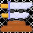 Katana Stand Icon