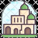 Katas Raj Temple Qila Katas Pakistani Landmark Icon