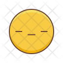 Kawaii Smiley Sleepy Icon