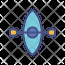 Boat Travel Sport Icon
