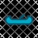 Kayak Canoe Boat Icon
