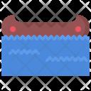 Kayak Water River Icon