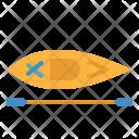 Kayak Rafting Competition Icon