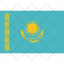 Kazakhstan National Country Icon