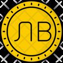 Kazakhstan Tenge Icon
