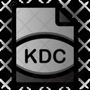 Kdc File Icon