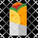 Snack Junk Healthy Icon