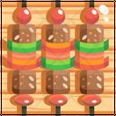 Shish Kebab Icon