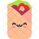 Kebab Grill Meat Icon