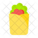 Kebab Meat Grill Icon
