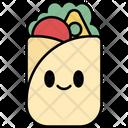 Kebab Delicious Kabab Icon