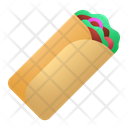 Kebab Meat Barbecue Icon